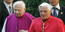 Papst-Bruder Georg Ratzinger (96) ist tot