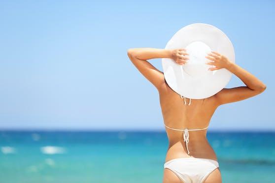 Sonnenakne entspricht mehr einer Sonnenallergie als herkömmlicher Akne.