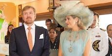 Diebe brachen in Luxus-Villa von Royals ein