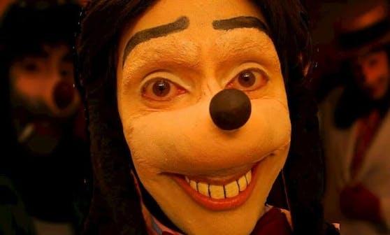Grusel-Goofy geistert durchs Internet.