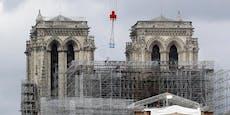 Doch kein Glasturm: Keine Experimente bei Notre-Dame