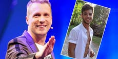 Wilde Waldelfen: Pocher knöpft sich Luca Hänni vor