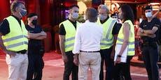 Maskenpflicht in Kärnten: 10 Anzeigen in einer Nacht