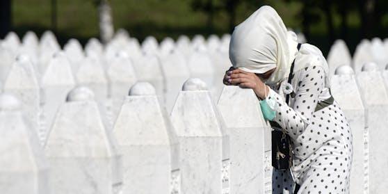 Mehr als 8.000 bosniakische Männer wurden im Juli 1995 brutal ermordet.