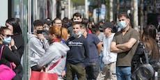 Wieder 181 Neuerkrankungen – fast jede dritte in Wien