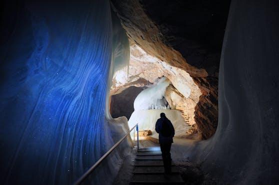 Eisriesenwelt in Werfen im Pongau