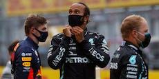 Diesen Schumacher-Rekord kann Hamilton heuer knacken