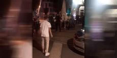 """""""H**enkinder"""" - 50 Personen attackieren Polizei"""