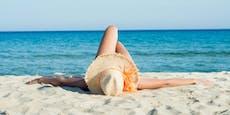 Kaputte Haare, trockene Haut: Beauty-Helfer im Sommer