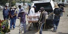 Mexiko überholt Italien bei Zahl der Corona-Toten