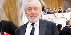 """De Niro jammert: """"Verdiene wegen Corona nur 7,5 Mio."""""""