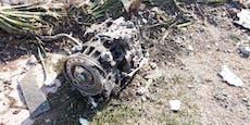 Iran erklärt: Darum mussten 176 Flugreisende sterben