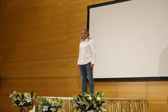 Braco bei einem Live-Event in Vösendorf (NÖ)