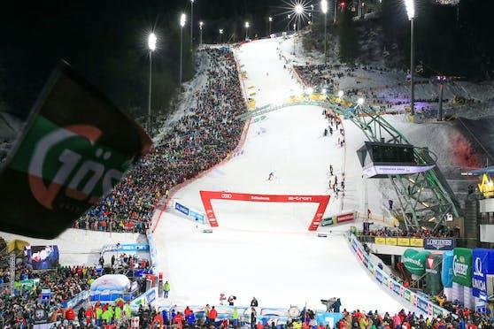 Das Nightrace in Schladming soll 2021 zwei Mal stattfinden