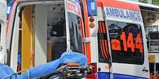Motorradfahrer (71) bei Crash mit Auto schwer verletzt