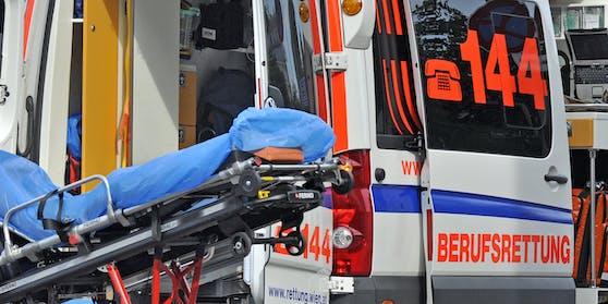 In acht Prozent der Fälle rückt die Rettung mit Verzögerung zum Notfallort aus.