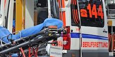 Motorrad-Unfälle in Wien bringen zwei Biker ins Spital
