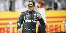 Bitter für Vettel: Mercedes verlängert mit Bottas