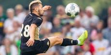 Fußballer onaniert vor Nachbarin – verhaftet