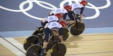 """""""Zaubertrank"""" bringt britische Sportler in Bedrängnis"""