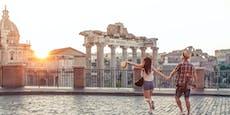 Das sind die beliebtesten Urlaubsstädte in Europa