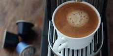 What shells … Kilo Kapselkaffee kostet bis zu 86 Euro