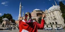 Hagia Sophia wird Moschee – Griechen drohen der Türkei