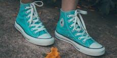 Warum du Schuhe nie ohne Socken tragen solltest