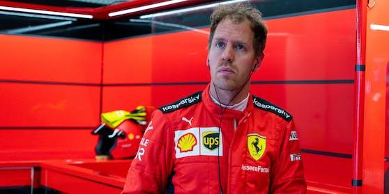 Fährt Sebastian Vettel im kommenden Jahr für Aston Martin?