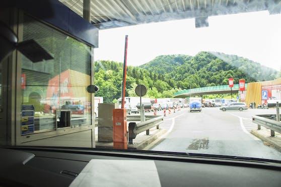 Der Kroatienurlaub wurde an der slowenischen Grenze für ein Paar zum Spießrutenlauf.