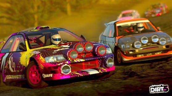 DIRT 5: Kompromisslose Racing-Action auf jeder Piste.
