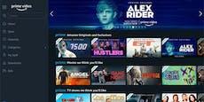 Amazon Prime Video-App für Windows 10 verfügbar