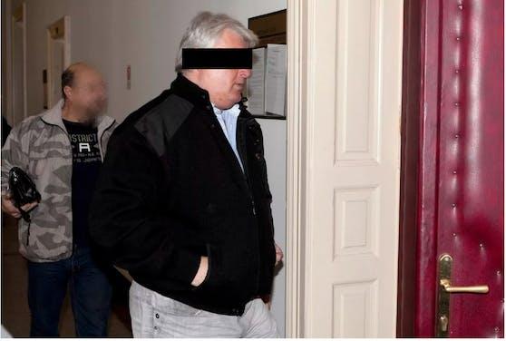 Gegen Viliam M. wird wegen Mordes ermittelt