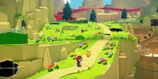 """""""Paper Mario: The Origami King"""" im Test: Faltastisch!"""