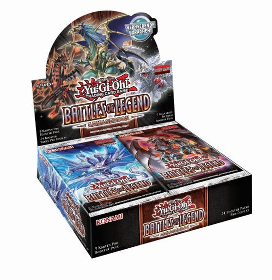 Vier spannende Veröffentlichungen – der Sommer für das Yu-Gi-Oh! Trading Card Game.