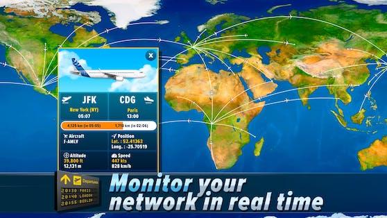 Die Airlines Manager-Entwickler werden Teil der internationalen Studiofamilie des Publishers.