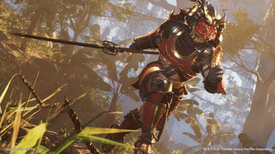 Predator: Hunting Grounds erhält ab sofort den Samurai-Predator-DLC.