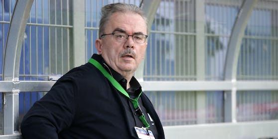 Martin Pucher, Gründer der Commerzialbank Mattersburg