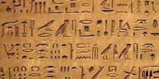 Google übersetzt jetzt Text in Hieroglyphen
