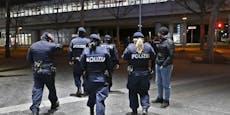 Maskenrebell (16) flüchtet mit Drogen vor Polizei