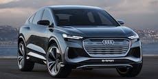 Nächster Elektro-SUV von Audi: Q4 Sportback e-tron