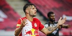 Wechselt Salzburg-Star als Schnäppchen zu Atletico?