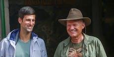 Guru von Djokovic soll Corona-Heilmittel kennen