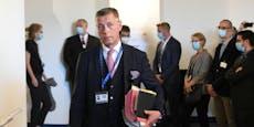 """""""Putsch"""" – neue Chats bringen Justiz-Chef in Bedrängnis"""