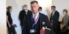 Ex-Justiz-Chef wird der Prozess gemacht
