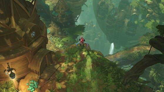 Magic: Legends enthüllt den dichten Dschungel von Tazeem.