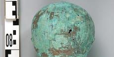 Polizei stellt über 1.000 Jahre alte Kulturgüter sicher