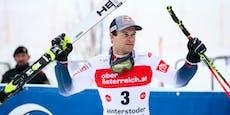 Ski-Star macht seine Corona-Erkrankung öffentlich