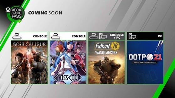 Xbox Game Pass: Neue Highlights im Juli