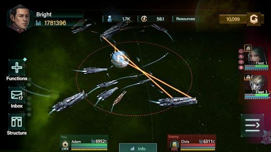 Stellaris: Galaxy Command für Android und iOS veröffentlicht.
